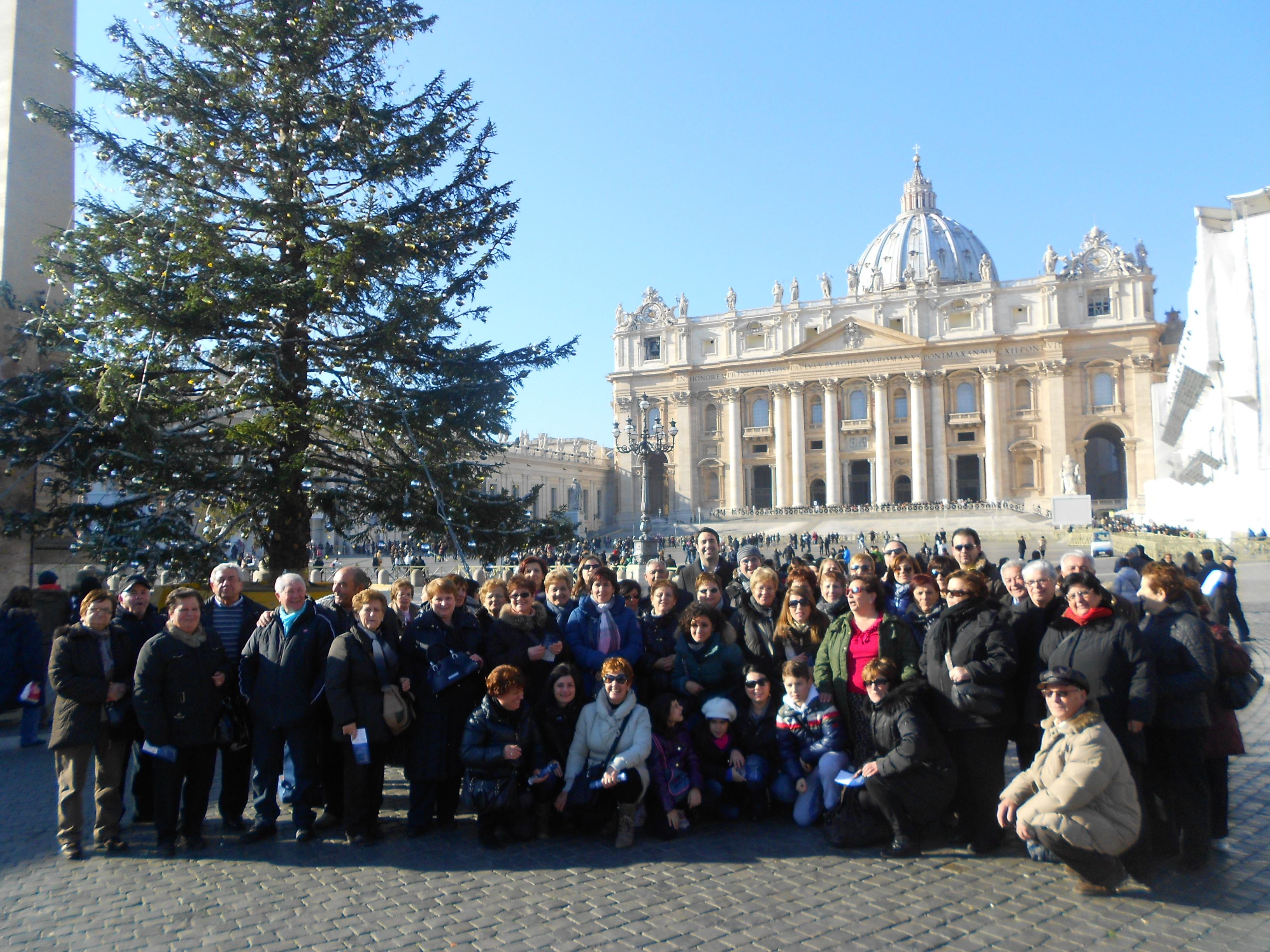 La comunita arbereshe del vulture in visita a roma alla for Tradizioni di roma