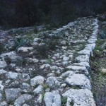 Strada medievale al Sasso della Strega, Tolfa