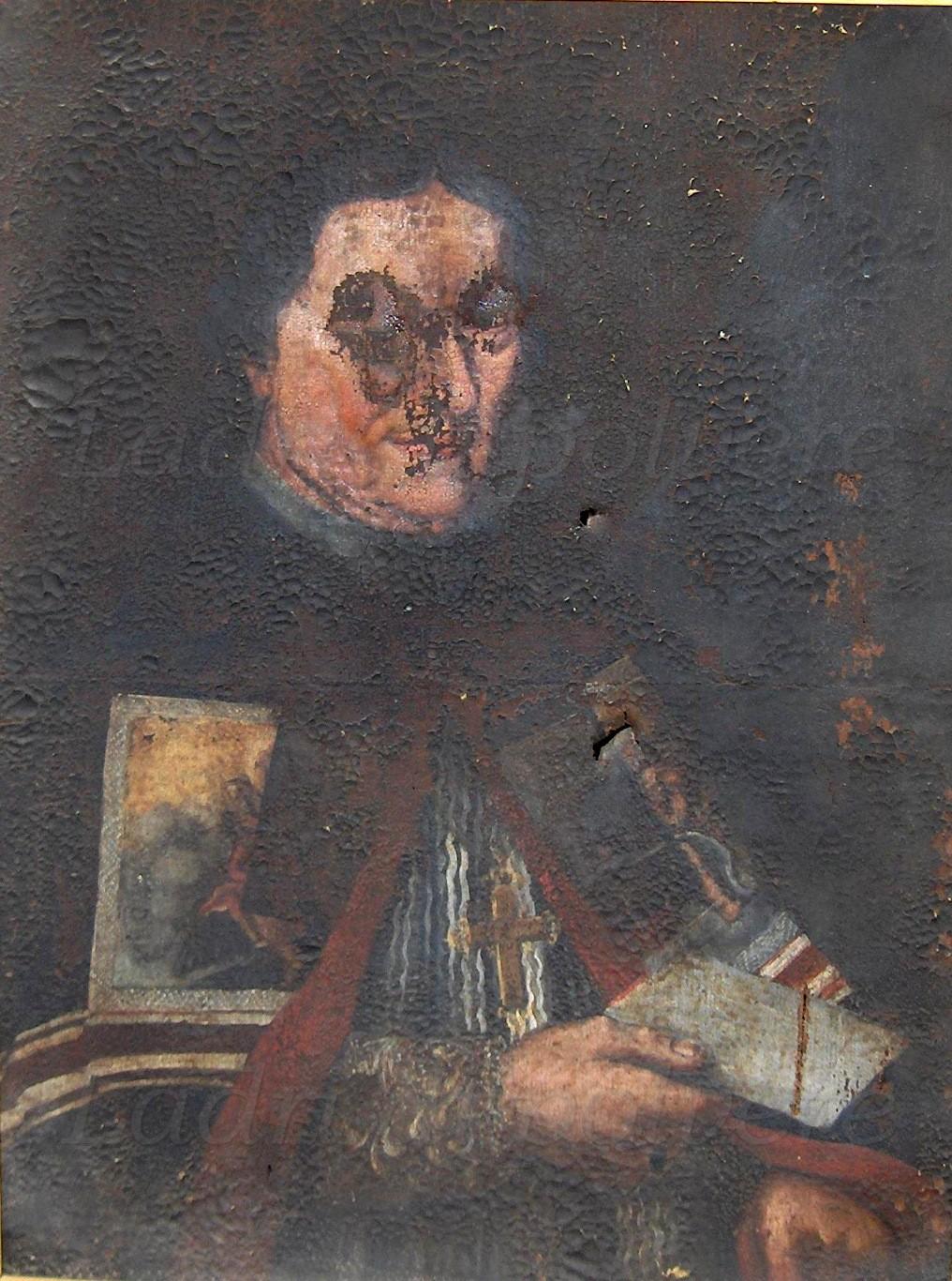 UN VESCOVO PERFETTO ELIMINATO DALL'ALLORA IGNORANZA DEI CAMINONA  (Mons. Francesco Bugliari  14 Ottobre 1742 – 18 Agosto 1806)