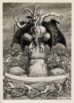 QUANDO LA COMPETENZA È DEL DIAVOLO Il diavolo vive e vi osserva dove un tempo si separavano i prodotti della grancia!